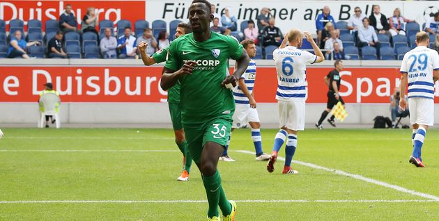 Efficient Bochum secure away win against MSV