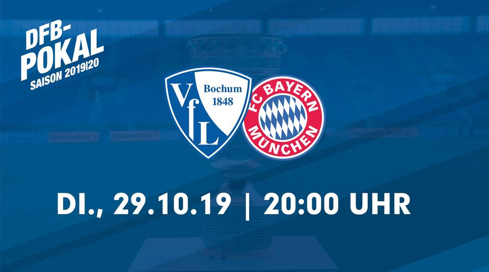Ticket information for the upcoming match against Bayern Munich