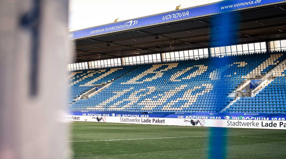 #BOCFCH to be played behind closed doors at Vonovia Ruhrstadion